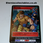 G.I.Joe Trading card Game 2004 38/114 No 38 Reconda (uncommon) @sold@